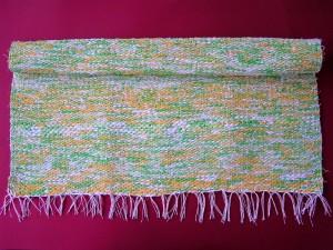 Koberec ručne tkaný, predložka, do 100 cm, 4 €, Majka Schlezová 3